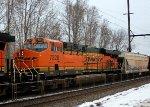 BNSF 7328 on K140